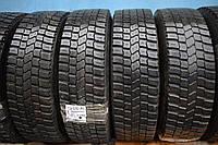 Грузовые шины б/у 265/70 R19.5 ТЯГА, 10-11 мм, пара