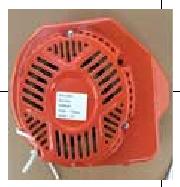 Ручной стартер для генератора Daewoo 2KW-2.6KW