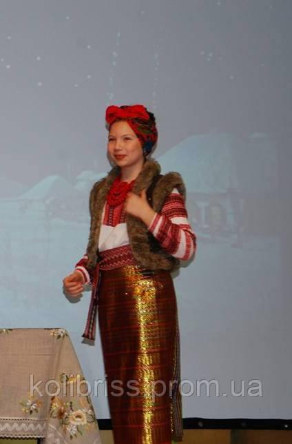 Костюм шикарной Солохи, Солоха, баба прокат