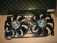 Электровентилятор охл. радиатораВАЗ-21214 двойной в сб. (DECARO), 21214-1300024-43