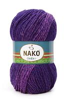 Nako Ombre фиолетовый № 20392