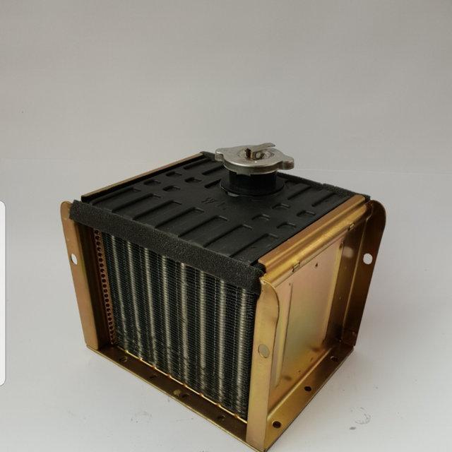 Радиатор алюминиевый на мотоблок 195R 12 л.с