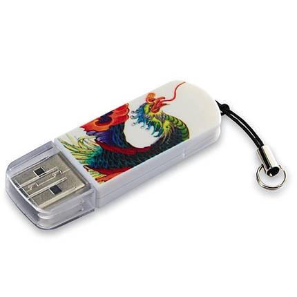 USB флеш накопитель Verbatim 16GB Store n Go Mini TATTOO EDITION PHOENIX USB 2.0 (49887), фото 2