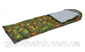 Спальный мешок (камуфляж)
