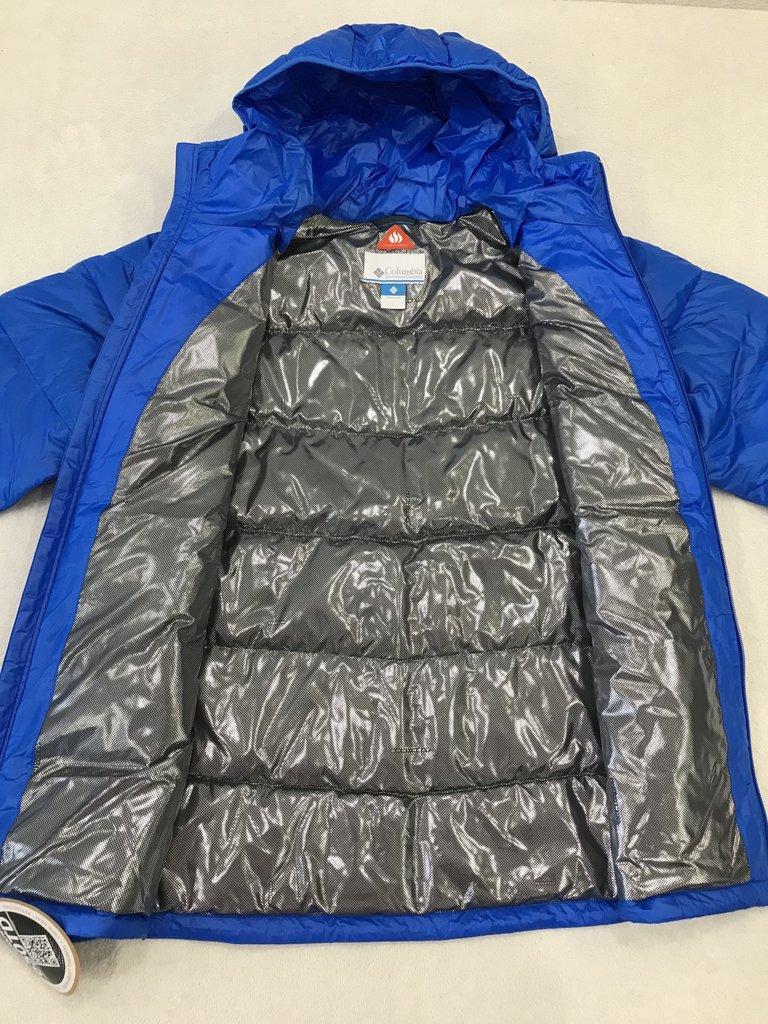Мужская куртка Columbia Gold 650 TurboDown Omni-Heat.   продажа ... 2c93556986a63