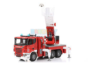BRUDER SCANIA 03590 пожежна машина для дітей