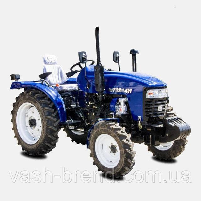 Трактор Jinma JMT3244H 24л.с. 4х4 3 цил. ГУР