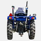 Трактор Jinma JMT3244H 24л.с. 4х4 3 цил. ГУР, фото 3