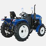 Трактор Jinma JMT3244H 24л.с. 4х4 3 цил. ГУР, фото 4