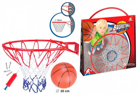 Кольцо баскетбольное детское YP336A, фото 2