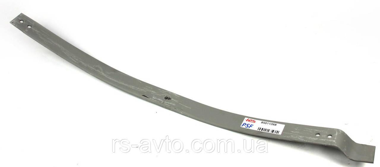 Ресора задня подкоренная Renault Master, Майстер. MOVANO 10- (підсилювач) (80, 760, 720) (17mm) 8501126819