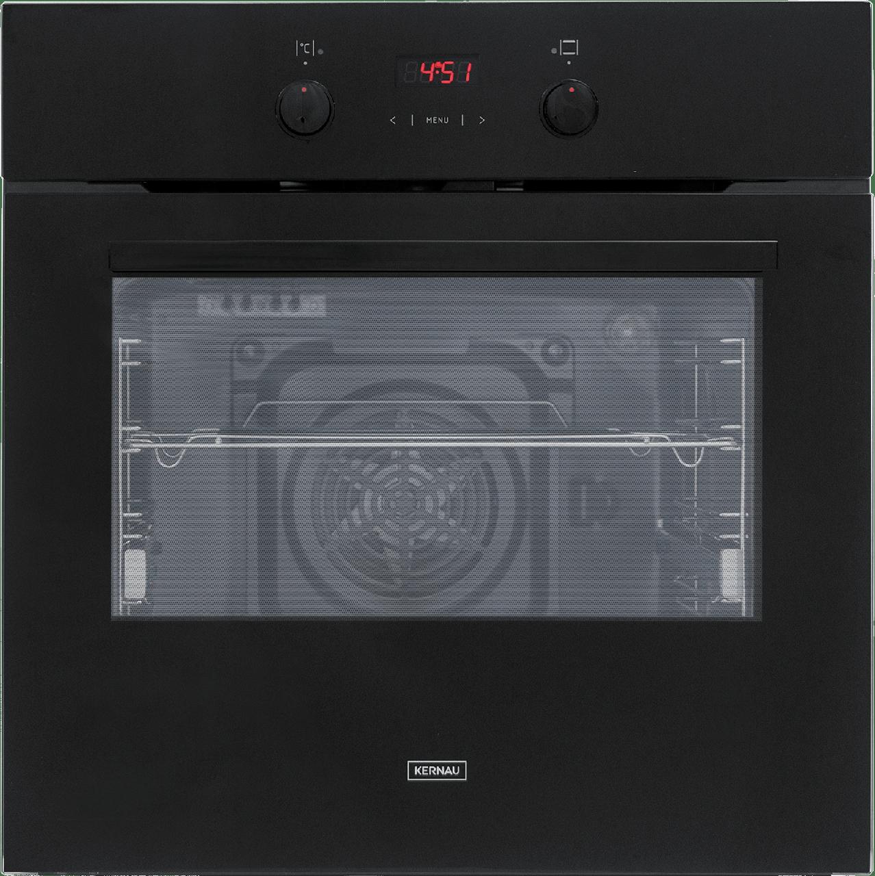Духовой шкаф встраиваемый Kernau KBO 1066 S PT B
