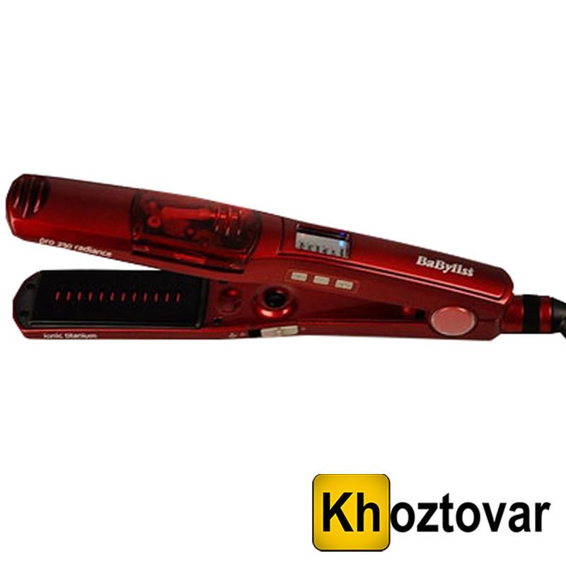 """Титано-керамический утюжок-выпрямитель для волос """"Бейбилис Про 230 Редиенс"""" BaByliss Pro 230 Radiance"""