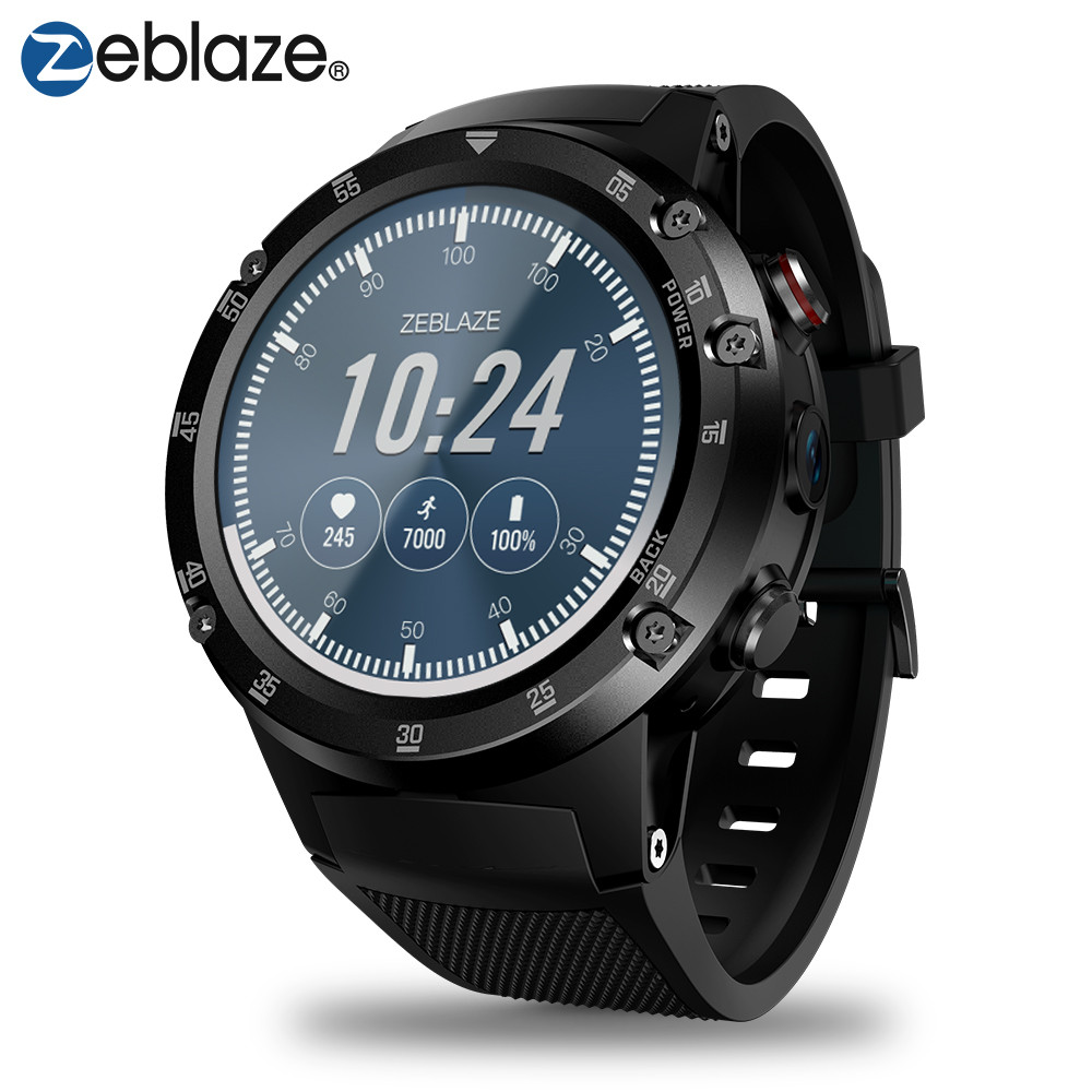 Смарт часы Zeblaze Thor 4 Plus / smart watch