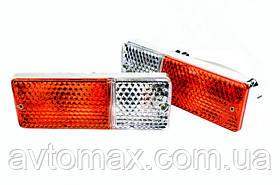 Подфарник 2103-2121 передние (хром корпус) АВТОГРАНД