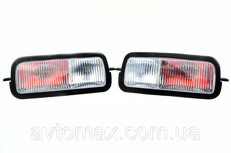 Подфарники 21214 передние (к-кт 2 шт) (прозрачное стекло) АВТОГРАНД