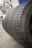 Грузовые шины б/у 215/75 R17.5 Goodyear, ТЯГА, 2016 г., комплект, фото 3