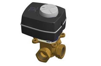 3-Х ходовой смесительный клапан V3GB с приводом Watts Classic