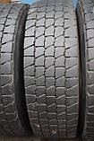 Грузовые шины б/у 215/75 R17.5 Goodyear, ТЯГА, 2016 г., комплект, фото 5