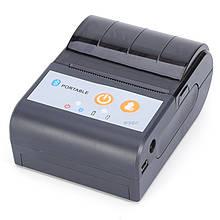 Мобільний чековий принтер 58мм AW-58С AsianWell безпровідний, bluetooth, Android, Windows