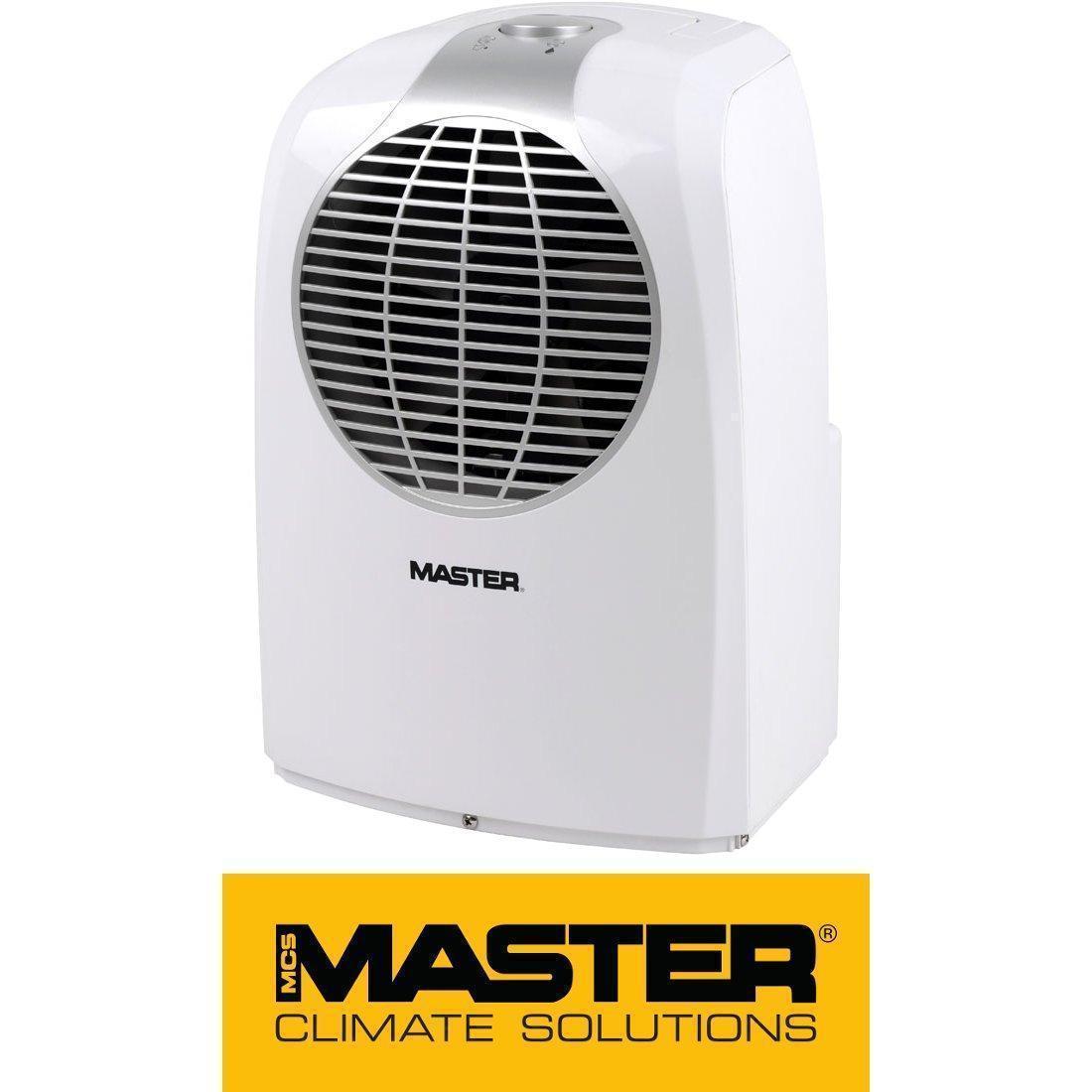 Домашний осушитель воздуха Master DH 710 10л/24ч