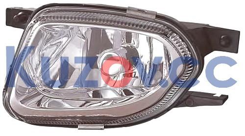 Фара противотуманная правая Mercedes 211 02-06 (TYC)