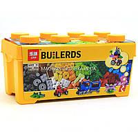Конструктор builerds - набор для творчества среднего размера 42001