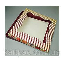 Коробка для кексов 200*200*30