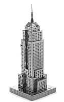 Конструктор 3D металлический Небоскреб Empire State Building Сборная модель