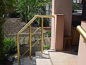 Перила алюминиевые цвет золото, фото 2