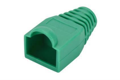 Ковпачок DIGITUS для RJ45 зелений 100 шт., фото 2