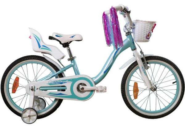 """Велосипед VNC 18"""" Miss, 1819-FA, Синий / Белый 9"""""""