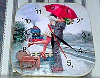 Часы настенный интерьерные Вокзал