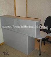 Стол ресепшн (стойка ресепшн) в компьютерный сервис (R-51)