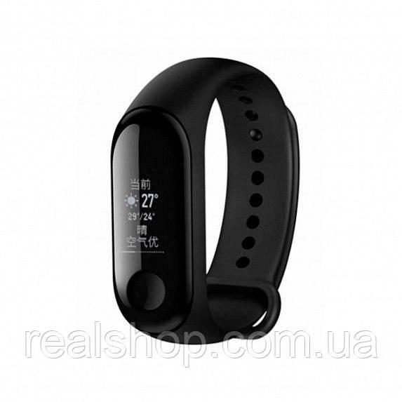 Фитнес-браслет Xiaomi Mi Band 3 Black (XMSH05HM) (Original)