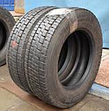 Грузовые шины б/у 205/75 R17.5 Continental, ТЯГА, пара, фото 2