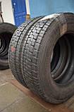 Грузовые шины б/у 205/75 R17.5 Continental, ТЯГА, пара, фото 3