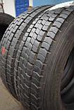 Грузовые шины б/у 205/75 R17.5 Continental, ТЯГА, пара, фото 4