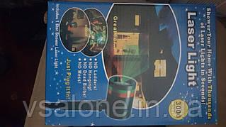 Проектор Laser Light для вулиці та вдома