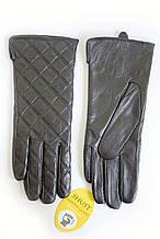 Перчатки Shust Gloves 6.5 кожаные (W13-160024)