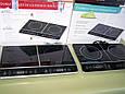 Плита індукційна подвійна QUIGG 3500W, фото 3