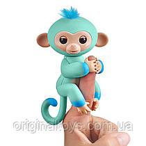 Интерактивная ручная обезьянка Fingerlings Эдди WowWee