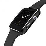 Смарт-часы (Smart Watch) Умные часы X6, фото 4