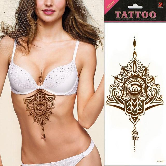 Временные татуировки, наклейки на лицо и тело, флеш тату, flesh tatoo