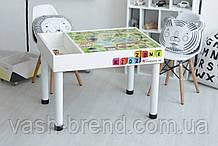 Дитячий розвиваючий столик