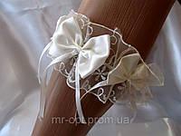 Свадебная подвязка для невесты П-215