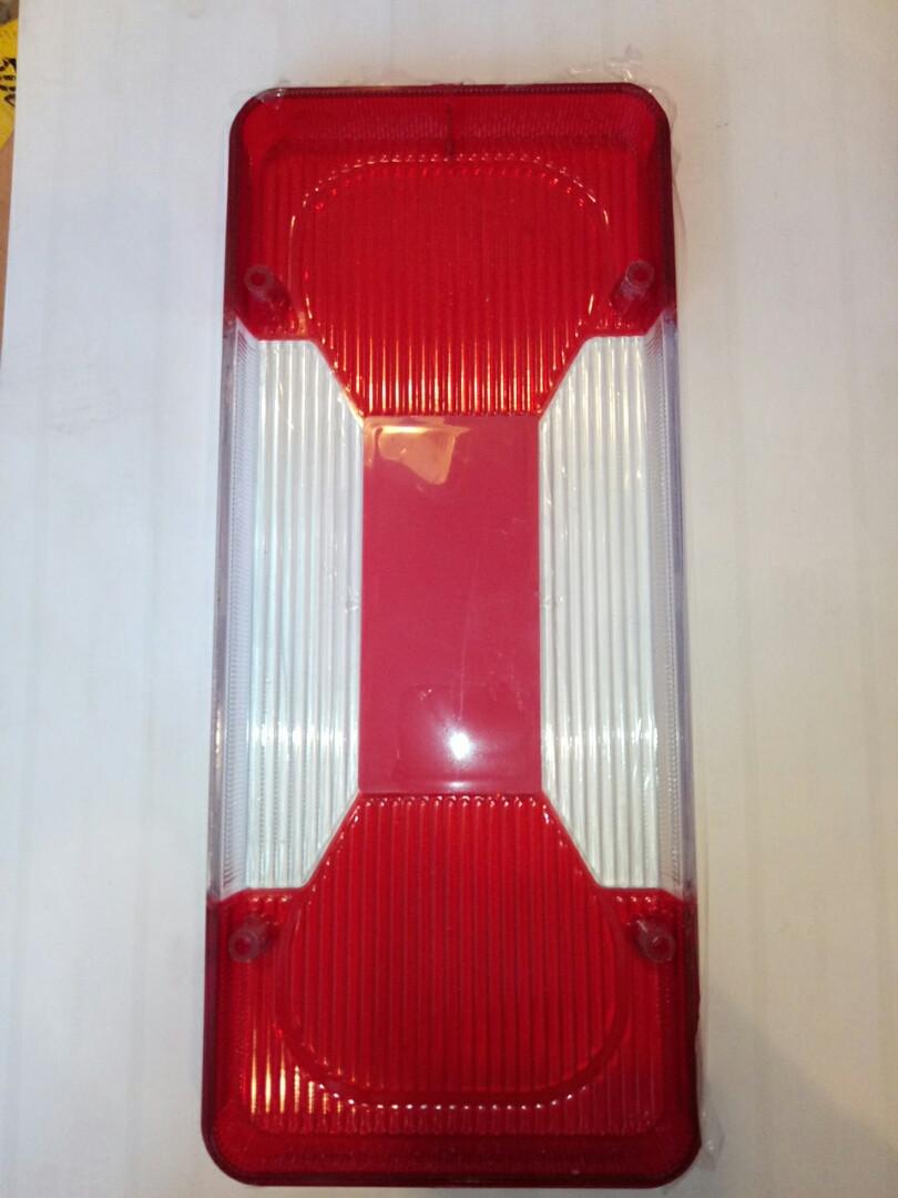 Стекло фонаря заднего IVECO DAILY S2006  TRUCKLIGHT   TL-IV003/5801351224/ 42555132