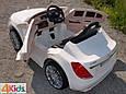 MERCEDES S600 12V + 2.4GHz Пульт Электромобиль, фото 3