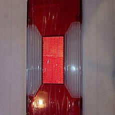 Стекло фонаря заднего IVECO DAILY S2006  TRUCKLIGHT   TL-IV003/5801351224/ 42555132, фото 2