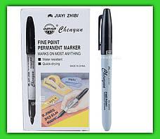 Перманентный маркер тонкий 95000